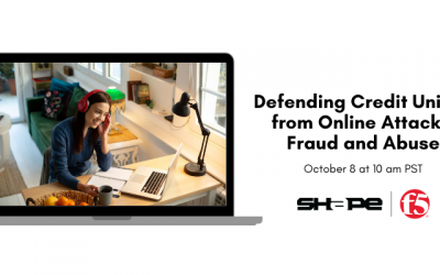 Defending Credit Unions from Online Attacks, Fraud and Abuse