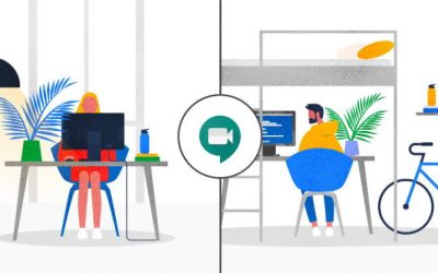 Google Decides They Want to be More Like Teams & Zoom