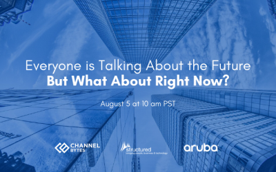 How can you build, scale, and secure your network in an era of social distancing?