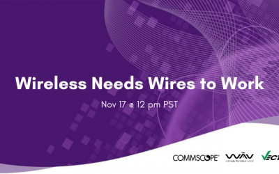 Wireless Needs Wires to Work
