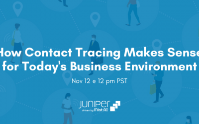 How Contact Tracing Makes Sense for Today's Business Environment