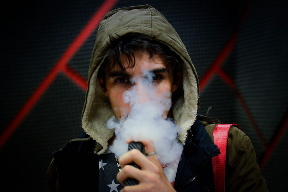 An Anti-Vaping Sensor that prevents vaping and keeps you compliant