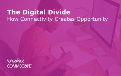 The Digital Divide: How Connectivity Creates Economic & Social Opportunities